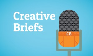 Creative Briefs Podcast Header